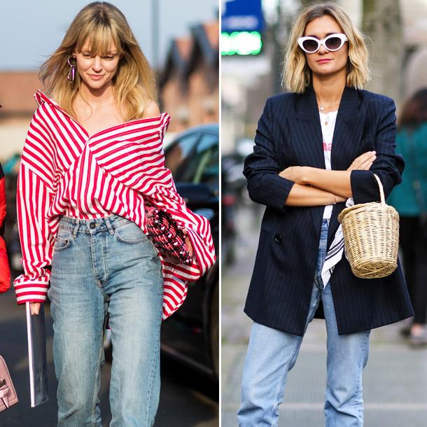 bf16d3e84 Tendencia  oversize   Las prendas más cómodas (y  cool ) en las que ...