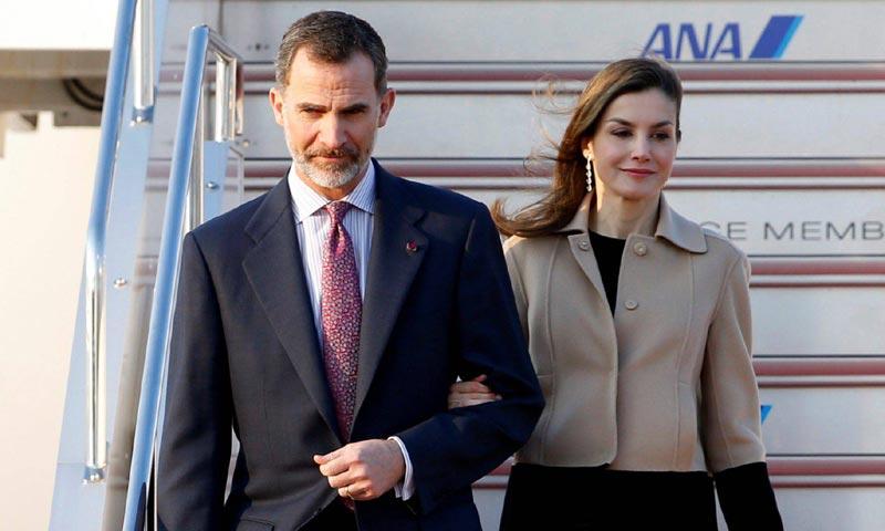 Visita Todos Reina Letizia A Estado Sus Japón La De ¡analizamos aAtw7T