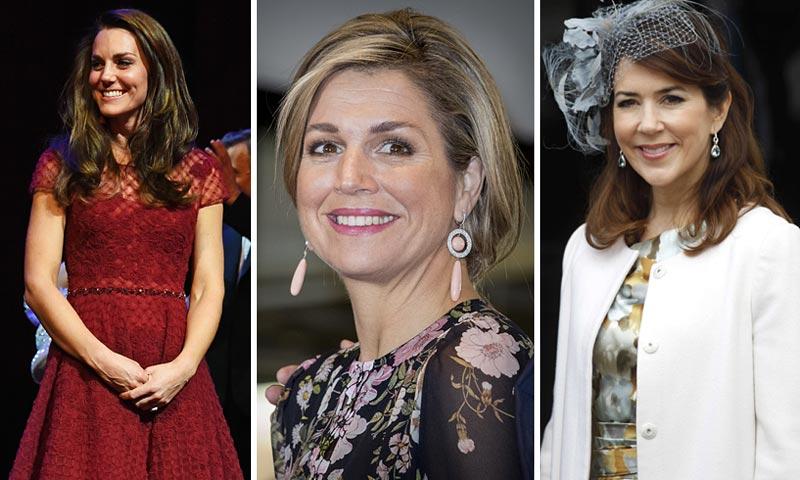¿Qué colores se 'coronan' como los favoritos de las 'royals'?