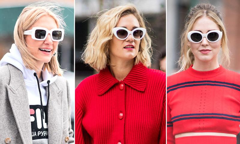 Trend Alert\': Esta primavera necesitas unas gafas blancas, lo dicen ...