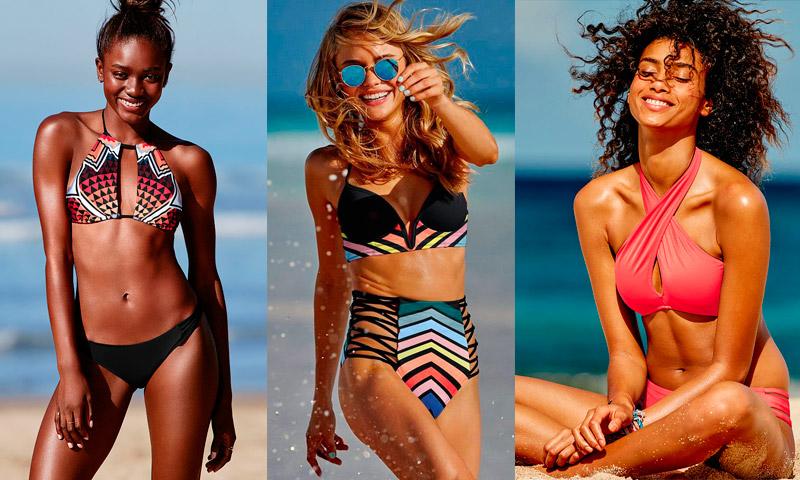 Así de sensuales son los 'bikinis' que vienen, según Victoria's Secret