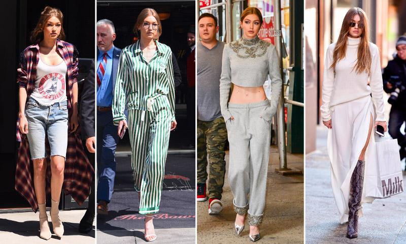 Gigi Hadid y las 4 (anti)tendencias que quiere poner de moda, ¿las amas o las odias?