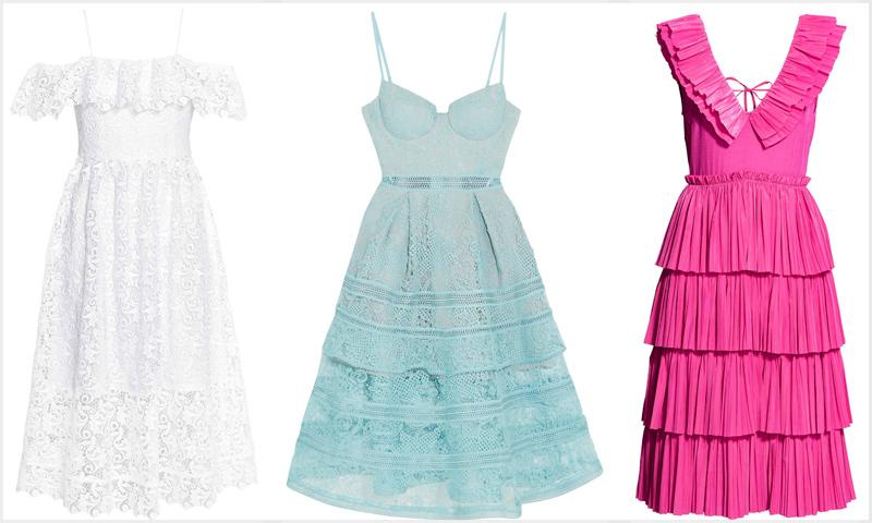 'Wishlist': 15 Vestidos sólo aptos para románticas