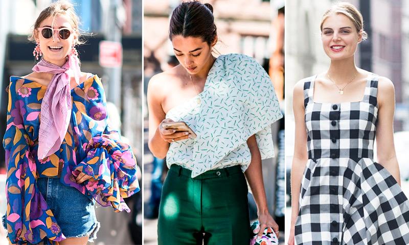 fdfc0483ba Prepárate para el verano  12 tendencias que triunfarán según el  street  style  - Foto