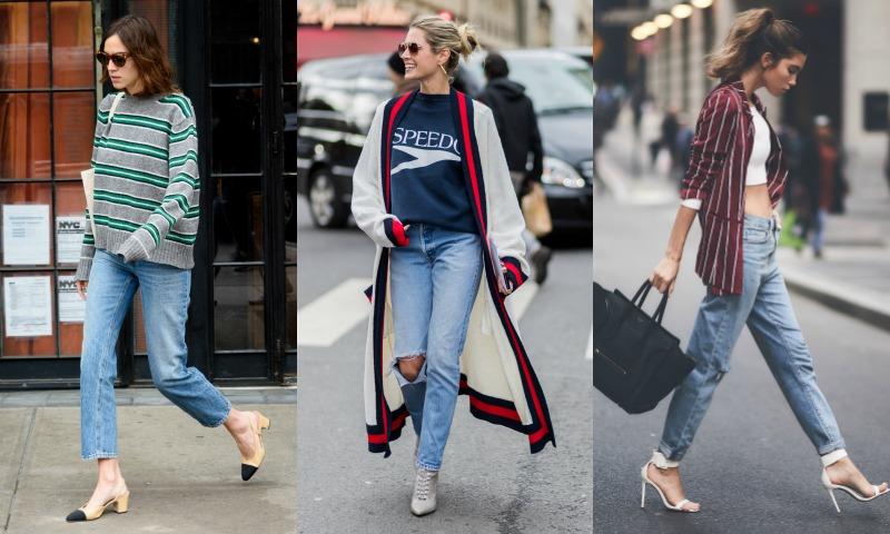 Cómo llevan el jersey 'oversize' Alexa Chung y otras influyentes de la moda