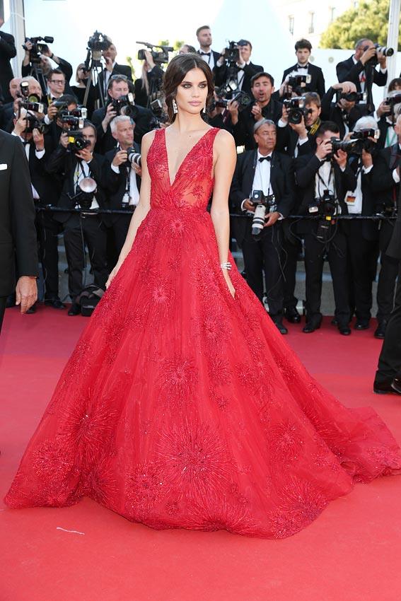 Vestidos largos para alfombra roja
