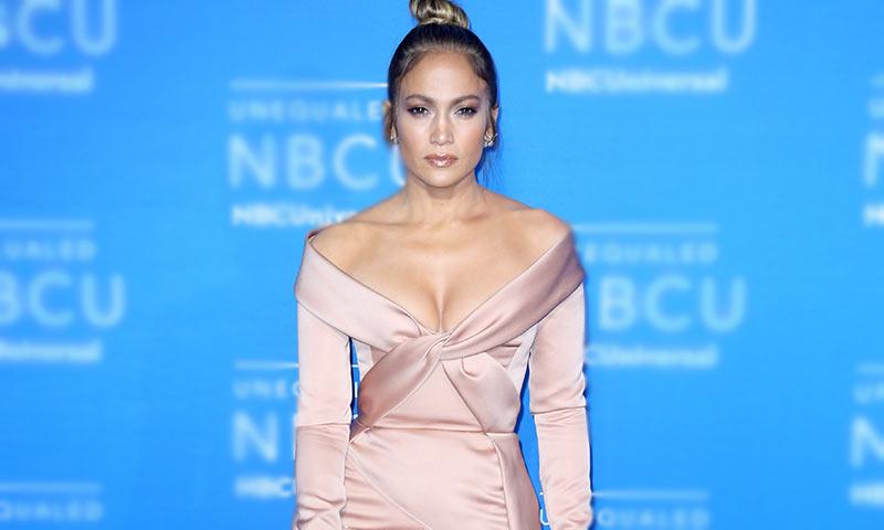 Jennifer Lopez, la auténtica reina del 'nude'