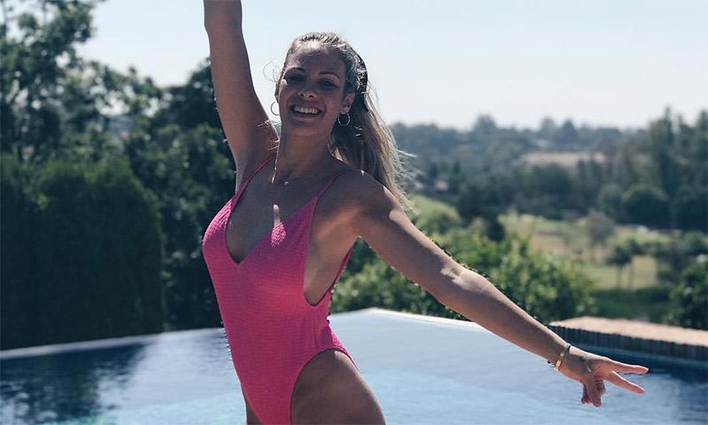 ¿Bikini o bañador? Jessica Bueno apuesta por los dos