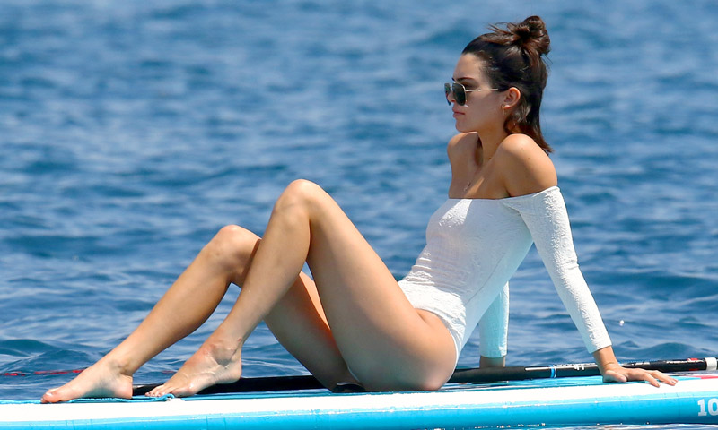 El bikini que ha incendiado las redes no es de Kendall Jenner
