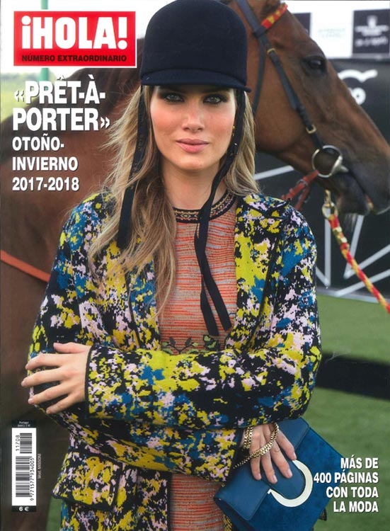 Especial hola pr t porter oto o invierno 2017 2018 a la venta - La moda de otono ...