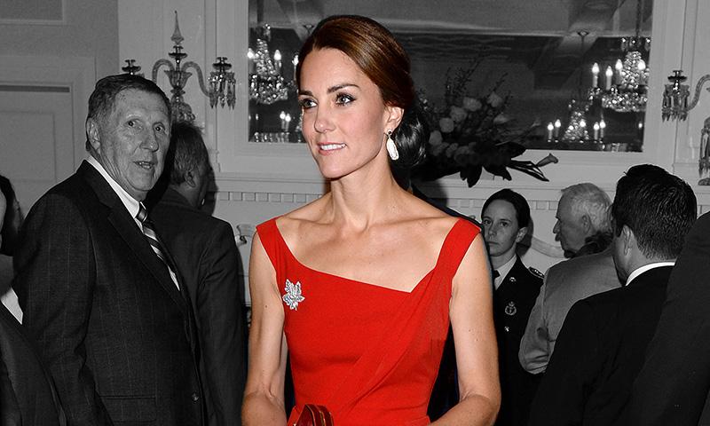 El vestido más famoso de la Duquesa de Cambridge ahora puede ser tuyo