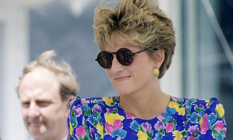 Las 9 revelaciones del armario de Diana de Gales