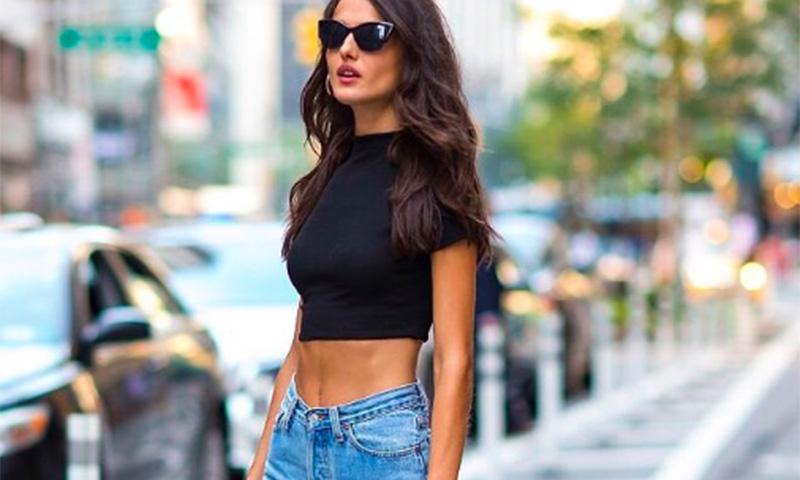 Blanca Padilla y el fondo de armario perfecto de un ángel de Victoria's Secret