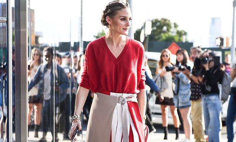 El flechazo de Olivia Palermo: la falda con la que conseguir 2 looks en 5 segundos