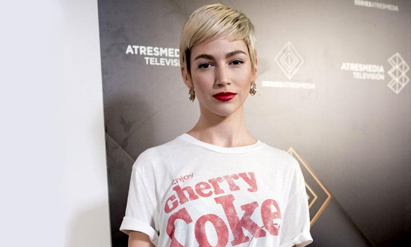 Úrsula Corberó tiene el look ochentero que ha conquistado a las supermodelos