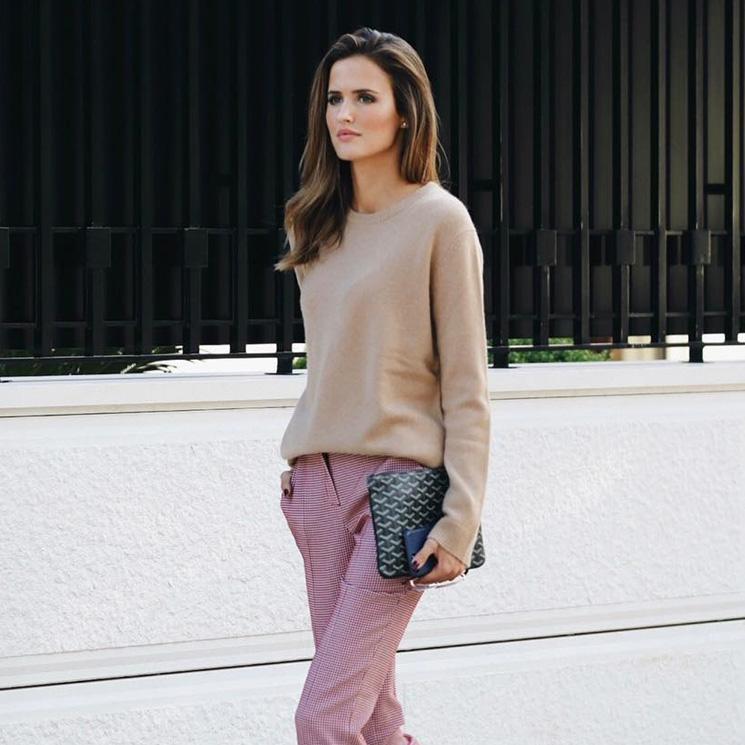 86f31ac139 Influyentes españolas a las que seguir si te gusta el estilo de Olivia  Palermo