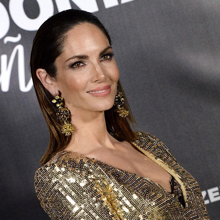 ca6d3710d Eugenia Silva tiene el vestido dorado con el que celebrar fin de año