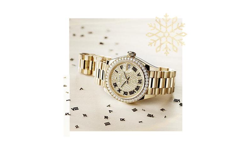 Joyas y relojes: regalos exclusivos y eternos