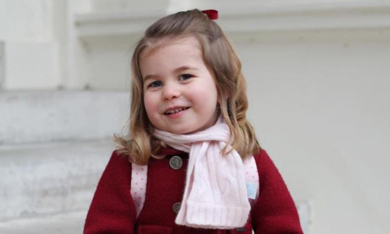 La princesa Charlotte ya tiene sus primeros zapatos favoritos y son 'made in Spain'