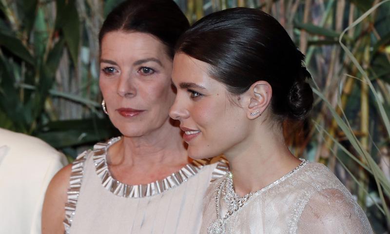Un legado de estilo: todo lo que Carlota Casiraghi ha heredado de Carolina de Mónaco