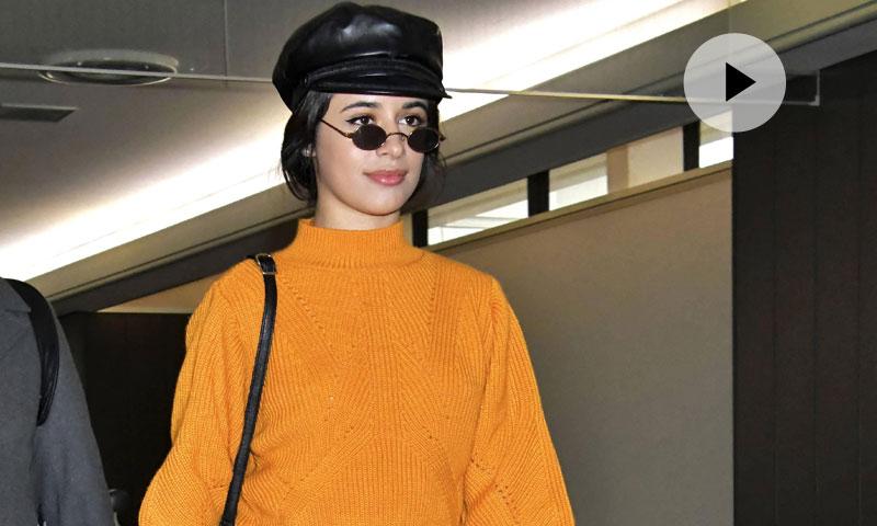 Camila Cabello y el accesorio de Zara de la temporada  mejor look de la  semana 34ccff7ff21