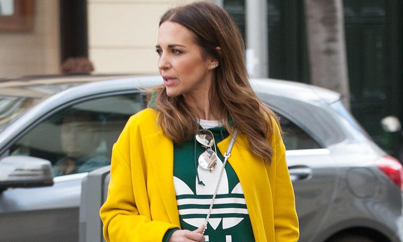 De Paula Echevarría a Melania Trump, por qué todas tienen un abrigo amarillo