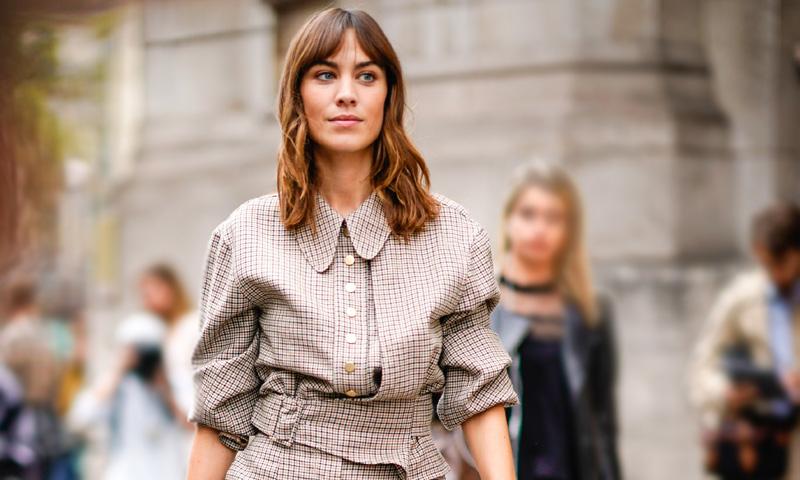 De Zara al 'Street Style': 8 formas de llevar los cuadros según tu personalidad