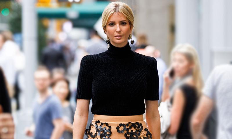 La inspiración para tus vestidos de invitada podría estar en el armario de Ivanka Trump