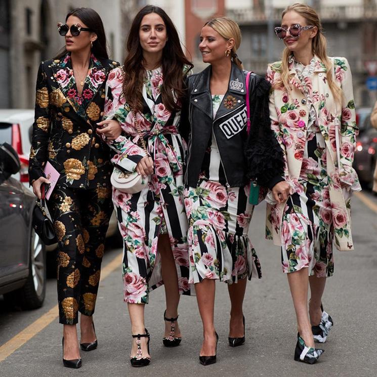 1bc9665945b Las 10 tendencias de primavera que querrás copiar a las más estilosas