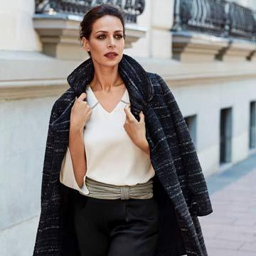 ¿Por qué Eva González reutilizará estas 2 prendas después del embarazo?