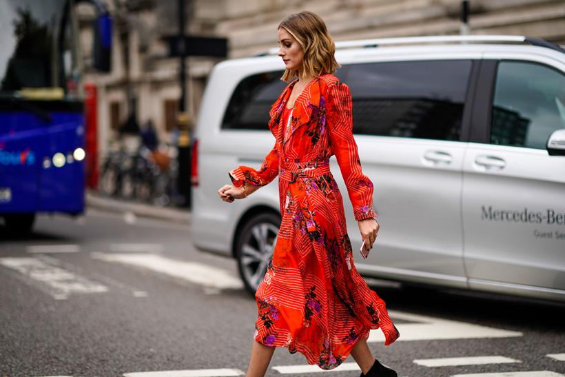 Es este el vestido más versátil para primavera según el  street ... dd5b5472c6b