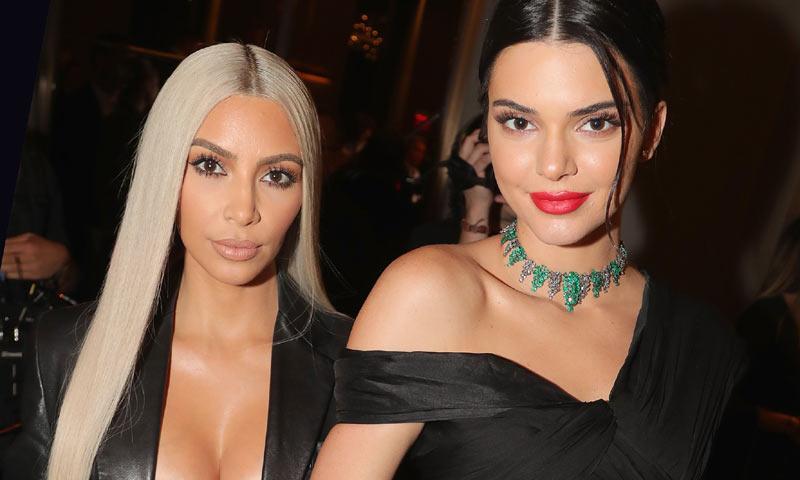 Kim Kardashian y Kendall Jenner, ¿quién copia a quién?