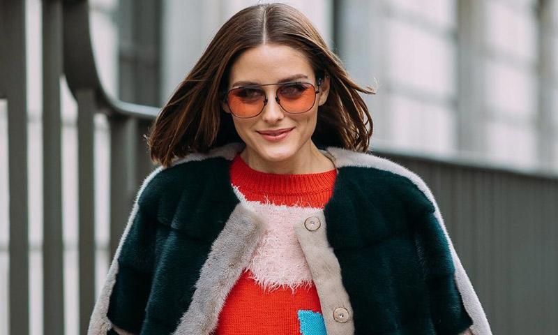 Olivia Palermo lo predijo: esta primavera combinarás tus gafas con tu ropa