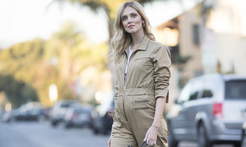 Ahora que ha sido mamá, ¿seguirá Chiara Ferragni luciendo sus prendas favoritas del embarazo?