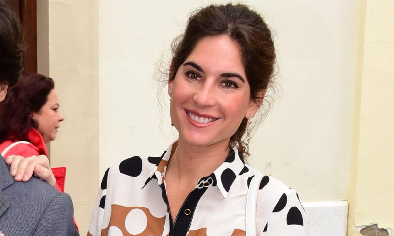 De Lourdes Montes a Eva González, los vestidos estampados de las mamás estilosas