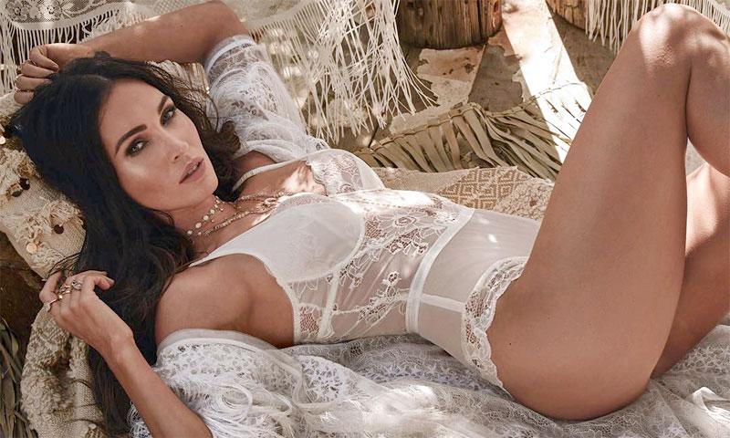 Manual de lencería por Megan Fox: ¿cómo se lleva esta temporada?