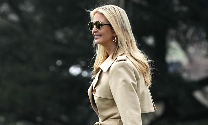 Del abrigo de Amal Clooney al trench de Ivanka Trump, las últimas compras 'celebrity'