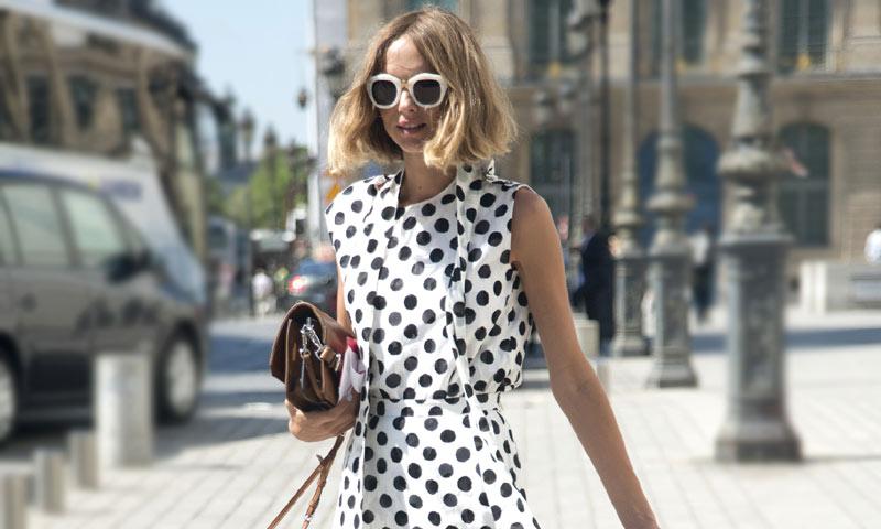 Zara y el vestido que puedes ponerte en la Feria de Sevilla, una boda o para ir a la oficina