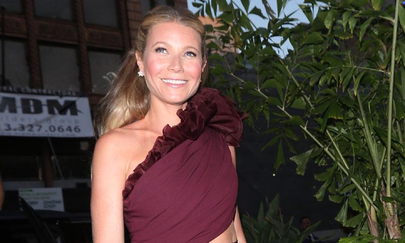 Gwyneth Paltrow, un vestido único para la próxima novia de Hollywood