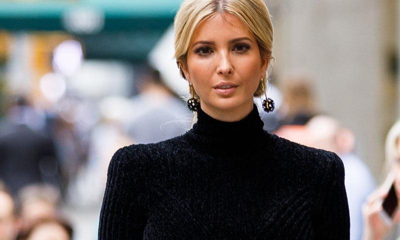 Ivanka Trump incluye en su vestidor el traje verde que enamoró a Alicia Vikander