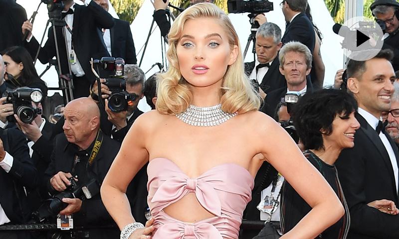 Los 10 looks más impactantes de la alfombra roja de Cannes