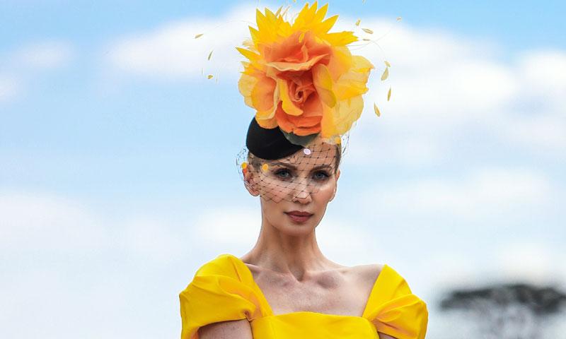 Innovación vs tradición: Royal Ascot, la gran cita con las pamelas y tocados
