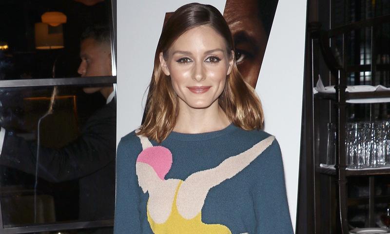 El look de Olivia Palermo con el que dirás sí a los metalizados de día