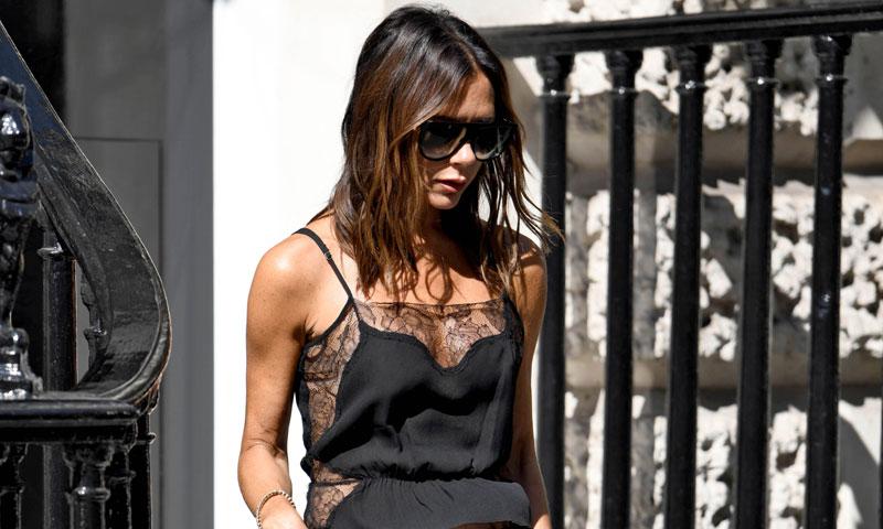 El día que Victoria Beckham cambió las reglas del nuevo sexy