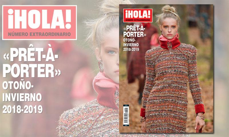 Ya a la venta, especial ¡HOLA! 'prêt-à-porter' otoño-invierno 2018-2019
