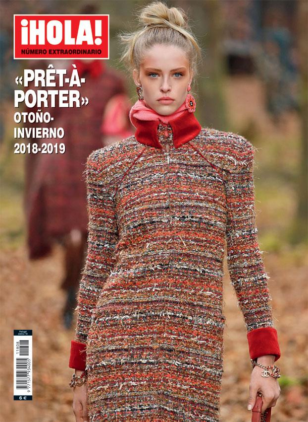 Vestidos de moda para otono invierno 2019