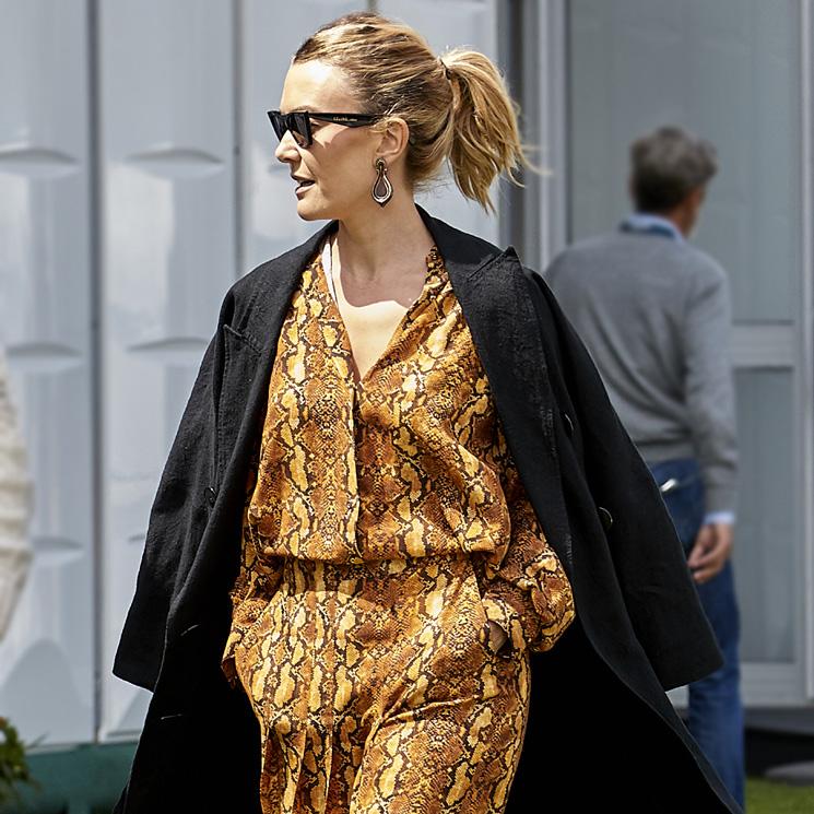 en venta amplia selección varios diseños Marta Ortega anticipó el estampado que Zara quiere convertir ...