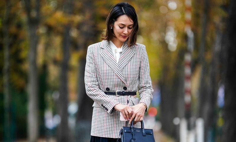 El nuevo look de trabajo para las mujeres que no quieren traje
