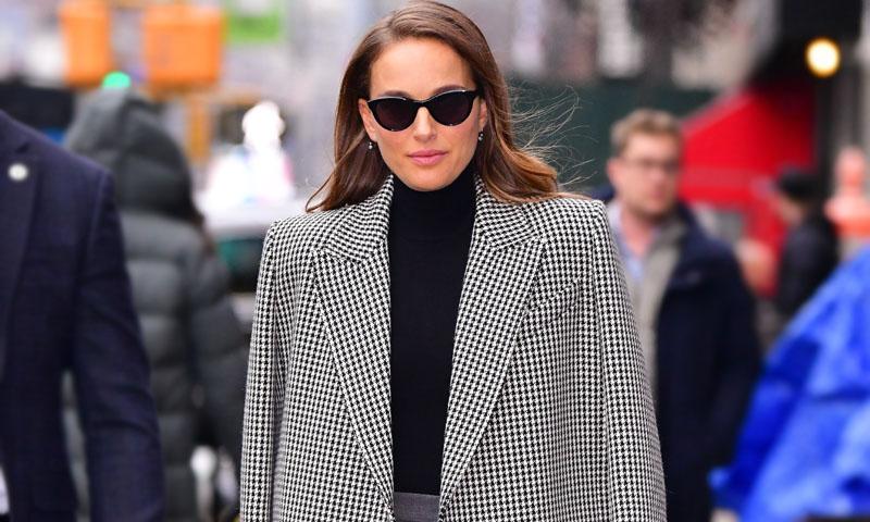 Sofisticada vs. romántica: ¿con qué Natalie Portman te quedas?