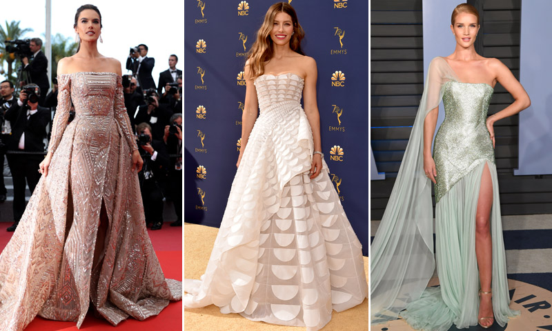 De Alessandra Ambrosio a Jessica Biel: ¿cuál es el mejor look de alfombra roja del año?